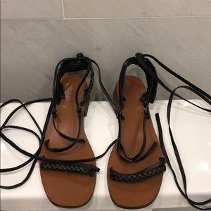Zara sandals size 40